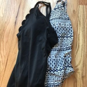 Other - 2 one-piece bathing suits! (Barely worn)!